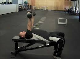 Flat Db Bench Dumbbell Bench Press Pronated Grip Youtube