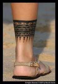 ankle bracelet tattoo tatuajes pinterest bracelet tattoos