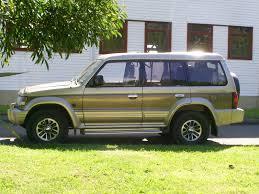 mitsubishi wagon 1990 mitsubishi pajero 1990 image 53