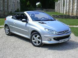 peugeot 206 2007 peugeot 206 cc history photos on better parts ltd