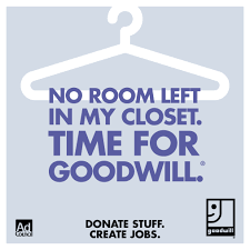 Clean Out Your Closet Clean Out Your Closets For Goodwill