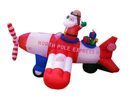 Inflatable Christmas Decorations Outdoor Cheap - wholesale dk 101 103 4ft cheap christmas inflatable elephant and