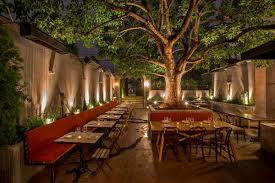 Italian Backyard Design by Scott Conant Returns To La With New Italian Restaurant In Former