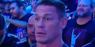 Undertaker Meme - the undertaker turns john cena into the meme of the year at wrestlemania