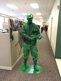 Green Army Man Halloween Costume Morph Suits Group Costume Costume Morph Skinsuits