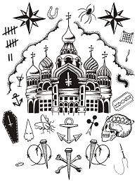 best 25 russian tattoo meanings ideas on pinterest prison