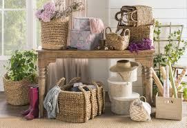 20 basket handled storage basket u0026 reviews birch lane