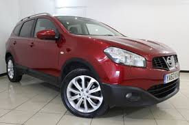 nissan qashqai leather seats for sale 2013 nissan qashqai 2 tekna is plus 2 dcis s 10 470