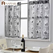 Kitchen Window Curtain by Online Get Cheap Window Curtains Doors Aliexpress Com Alibaba Group