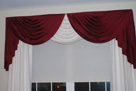 valances and swags a stitch in time