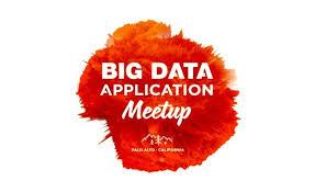 big data application meetup palo alto ca meetup
