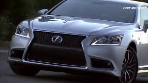 lexus gx exterior dimensions 2017 lexus ls 460 f sport interior exterior and drive youtube