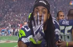 Richard Sherman Memes - richard sherman mocked darrelle revis for touchdown video