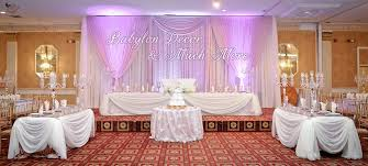 Wedding Decorators Scarborough Wedding Decor