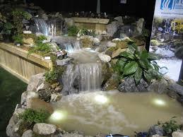 Waterfall Landscaping Ideas Ideas Create Creek Landscaping U2014 Bistrodre Porch And Landscape Ideas