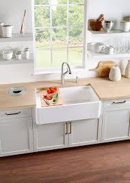 the apron front sink u2014a transitional country design style that made