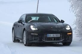 Porsche Panamera Facelift - porsche panamera facelift latest spy pics autocar