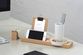 Cool Modern Desk 20 Cool Desk Organizers For Your Inspiration Hongkiat