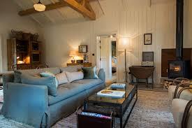 livingroom soho copyright soho farm house cabin 1bed 2 living room
