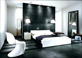 chambre noir blanc deco noir et blanc chambre vteme info