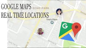 Maps Goog How To Share Real Time Location On Google Maps Google Maps Trick