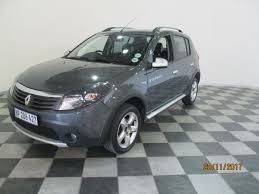 renault sandero used renault sandero stepway for sale