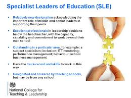 Kpi Reports Sle by Teaching Schools Alliance Ppt