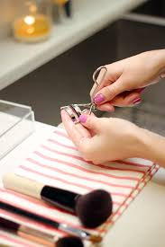 brushes with don 39 t forget to clean your other makeup tools like your eyelash curler just take diy