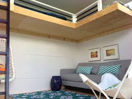our interiors are completely flexible this unit has two