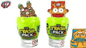 trash pack series 5 single packs toy review u0026 opening moose