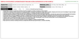 Superintendent Construction Resume Igcse English Coursework Assignment 3 Essay Research Topics List