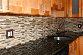 kitchen modern backsplash ideas for dark granite countertops