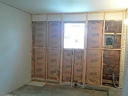 interior finish basement walls without drywall with wonderful