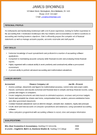 bookkeeper resume bookkeeper accounts payable resume examples