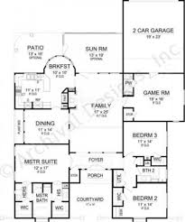 la hacienda ranch house plans luxury floor plans