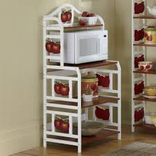 apple microwave cart apple decor pinterest microwave cart