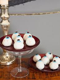 halloweem halloween party food cake ball