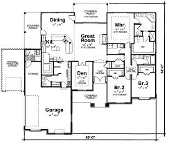european style house plan 3 beds 2 50 baths 2449 sq ft plan 20 2128