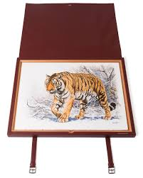 Hermes Home Decor by Fierce And Fragile Hermès Helps Save Big Cats With Robert Dallet