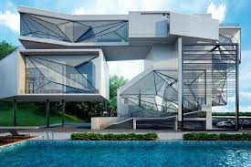 ultra modern home design with unique windows u2013 orchidlagoon com