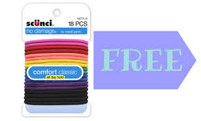 scunci hair ties scunci coupon free at walgreens southern savers