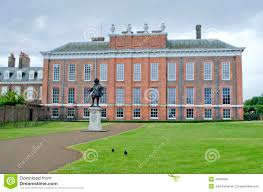 kensington palace stock photo image 43350556