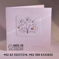 Black Card Invitation Geo Printing U0026 Communication Wedding Cards