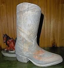 Cowboy Boot Planter by Clay Multi Color Western Cowboy Boot Planter Vase Outdoor Indoor
