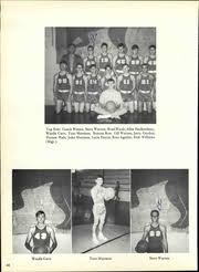 hobbs high school yearbook hobbs high school panther yearbook rotan tx class of 1968