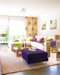 interior design very comfortable living space design in small
