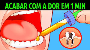 Fabuloso 10 Maneiras de Acabar com uma Dor de Dente em um Minuto - YouTube #JW75