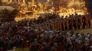 Wild Fire Vs Dragon Fire by Game Of Thrones 7x04 Lannister Army Vs Dothraki U0026 Daenerys