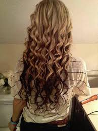 reverse ombre hair photos reverse ombre curls long hairstyles how to