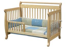 davinci emily 4 in 1 convertible baby crib in natural w toddler